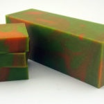 ZynOrganix 3.5oz Soap Bars - Apple Cantaloupe