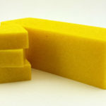 ZynOrganix 3.5oz Soap Bars - Lemon Zest Scrub