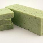 ZynOrganix 3.5oz Soap Bars - Wakame Scrub